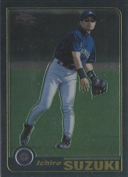 Ichiro_2001_topps_chrome_traded_rc